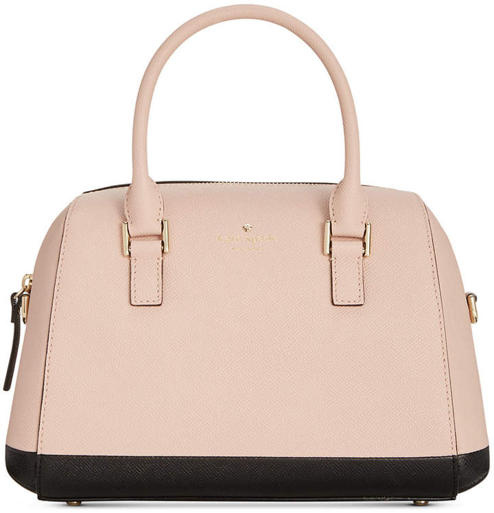 Kate Spade Greene Street Seline Satchel - AU NATUREL - STYLE