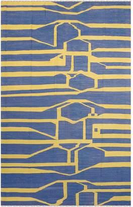 F.J. Kashanian Hailey Hand-Knotted Wool Rug