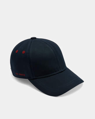 Ted Baker CUSTARD Plain baseball cap