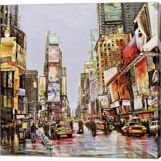 Metaverse Times Square Jab by John B. Mannering