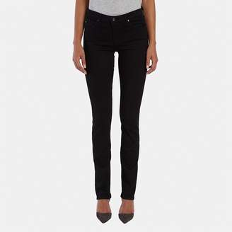 AG Jeans Harper Jean in Over Dye Black