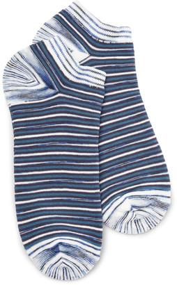 Missoni Striped Cotton-Blend Socks $40 thestylecure.com