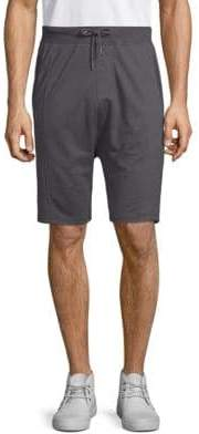 Standard Issue NYC Distressed Drawstring Shorts
