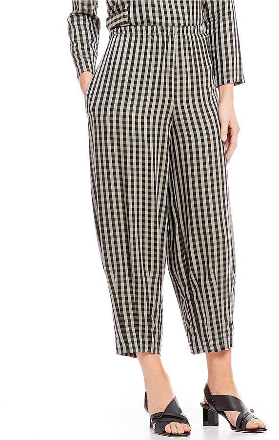 Niche Lynn Plaid Pants
