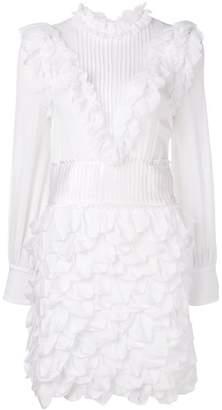 Genny victorian short dress