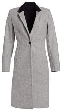Rag & Bone Daine Virgin Wool-Blend Trench Coat
