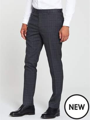 Skopes Desmond Check Slim Trouser