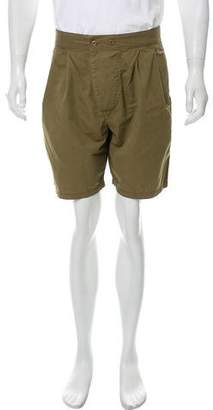 Lemaire Linen-Blend Cargo Shorts