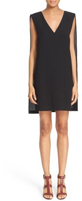 Tracy Reese Cape Back Tunic Dress $298 thestylecure.com