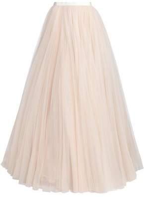 Jenny Packham Tulle Maxi Skirt