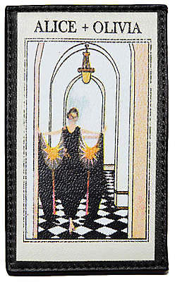Alice + Olivia (アリス オリビア) - Alice+olivia Elle Vintage Stace Card Case