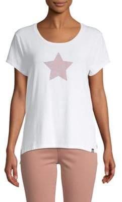 Gottex Star Short-Sleeve Tunic Tee
