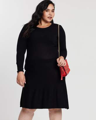 d123d685bcd99 Plus Size Long Sleeve Dresses - ShopStyle Australia