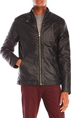 X-Ray X Ray Leather Moto Jacket