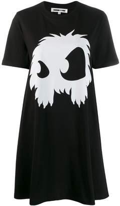 McQ Monster T-shirt dress