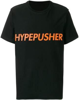 Omc hypepusher short sleeved T-shirt