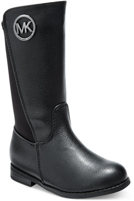 Michael Kors Emma Lily-T Boots, Toddler Girls (4.5-10.5) & Little Girls (11-3) $49 thestylecure.com