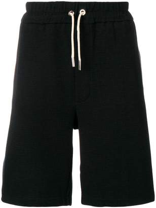 Jil Sander elasticated waist shorts