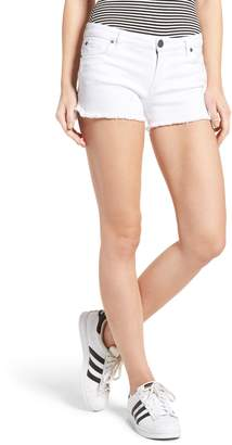 STS Blue Raw Hem Denim Shorts