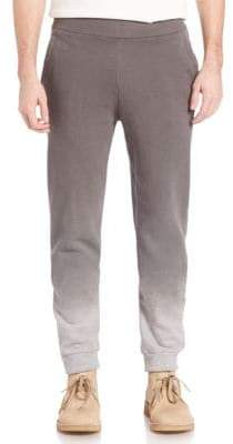 Tomas Maier Ombre Fleece Sweatpants