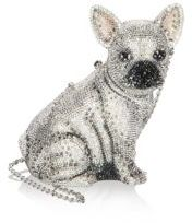 Judith Leiber French Bulldog Shoulder Bag $5,695 thestylecure.com