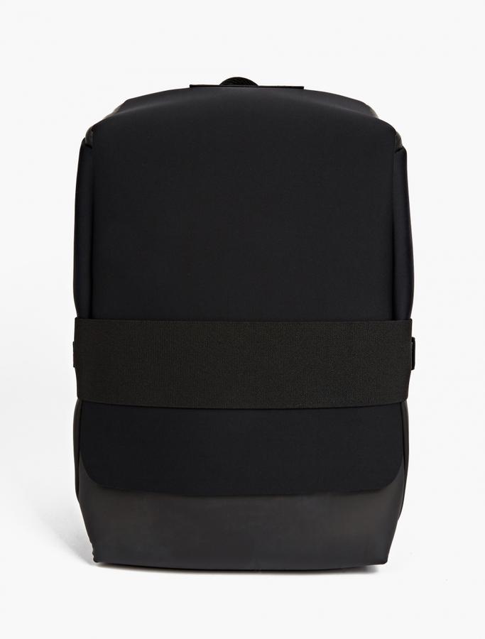 Y-3Y-3 Black Small QASA Backpack