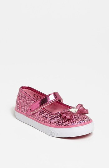Keds 'Hello Kitty® - Bow Lovely' Mary Jane (Baby, Walker & Toddler)