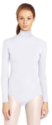Capezio Women's Turtleneck Long Sleeve Leotard