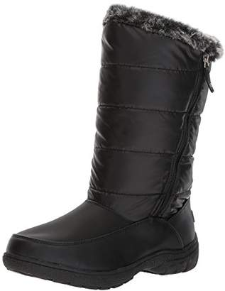 Sugar Women's Lucille Tall Shaft Faux Fur Waterproof Snow Winter Weather Boot