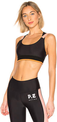 P.E Nation Overtime Sports Bra