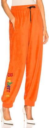 Burberry Rainbow Logo Sweatpants