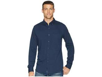 Perry Ellis Slim Fit Knit Shirt