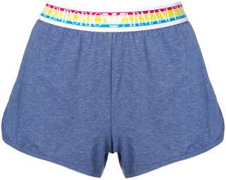 Emporio Armani rainbow elasticated lingerie