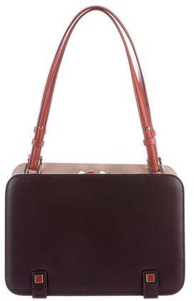 Missoni Leather Shoulder Bag