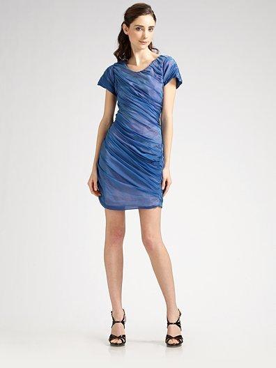 Diane von Furstenberg Erose Chiffon Dress
