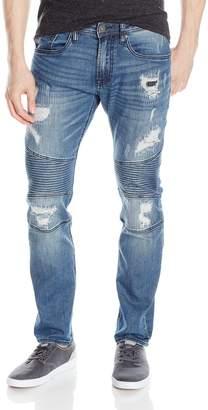 Buffalo David Bitton Men's Max Super Skinny Fit Jean