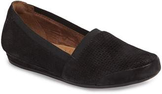 Rockport Cobb Hill Galway Textured Flat