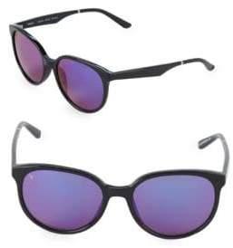 Vincent 54MM Oval Sunglasses