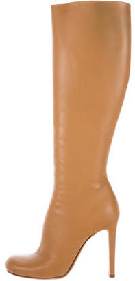 Mulberry Phillipa Leather Boots $240 thestylecure.com