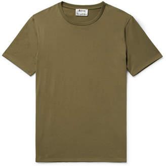 Acne Studios Slim-Fit Cotton-Jersey T-Shirt