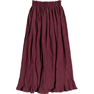 Roxy Junior's Lost Green Canyon Midi Party Skirt