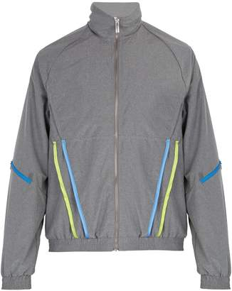 Cottweiler Signature 3.0 satin-trim track jacket