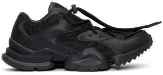 Reebok Classics Black Run.r 96 Sneakers