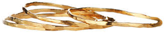 Jacqueline Ytuarte Recycled Gold Stackable Rings