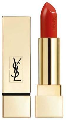 Saint Laurent | Rouge Pur Couture Satin Radiance Lipstick | Orange