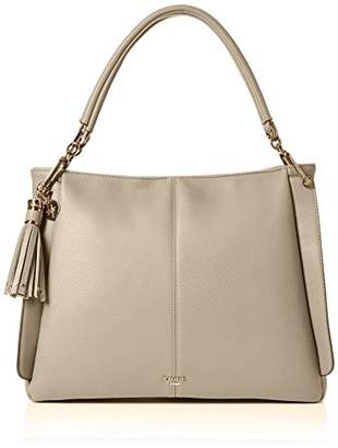 Dune Womens Disobelle Shoulder Bag Off-White (Cream-Synthetic)
