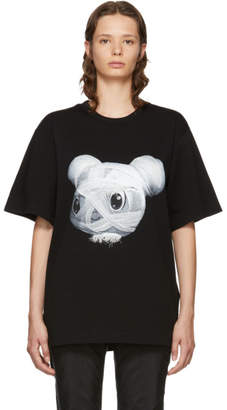 Juun.J Black Mouse Mummy T-Shirt
