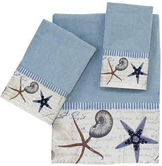 Avanti Antigua Printed Bath Towel Bedding