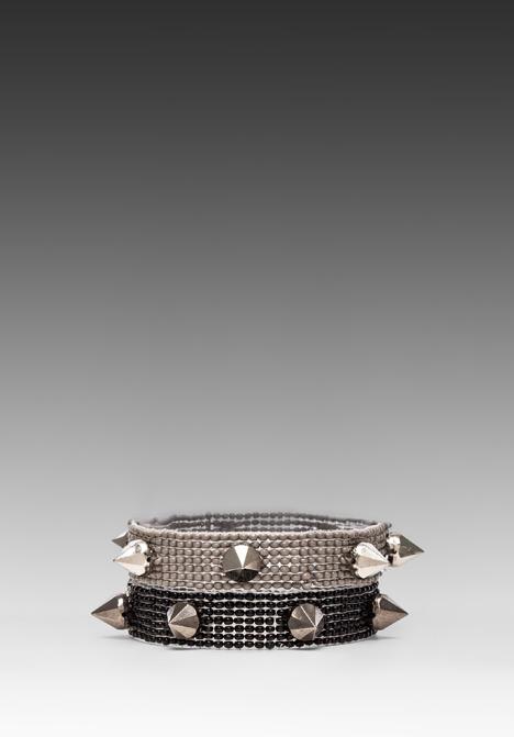 Chan Luu Studs Beaded Bracelet