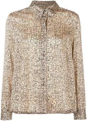Vanessa Seward loose printed shirt